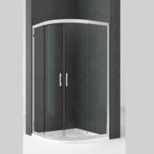 Novellini Kali Kabina prysznicowa 80x80 srebrna - 469503_O1