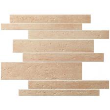 Nowa Gala Travertino Mozaika 30x40 ciemny beż - 454777_O1