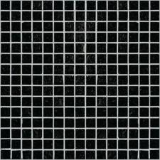 Marazzi SistemV- Glass Mosaic Mozaika 32.7x32.7 Nero Rete - 397047_O1