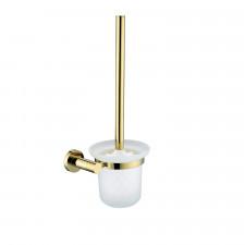 Omnires Modern Project szczotka toaletowa, złoto - 782705_O1