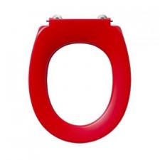 Ideal Standard Contour 21 deska sedesowa WC czerwony - 551847_O1