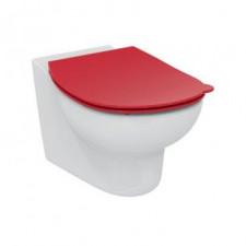 Ideal Standard Contour 21 deska sedesowa WC czerwony - 576917_O1