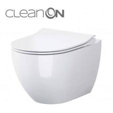 Cersanit Zen miska wc z deską 35,5x49,5 cm - 832403_O1