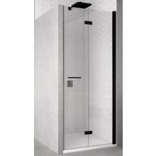 Sanswiss Solino Drzwi prysznicowe do wnęki\kabiny Prawe 1000x2000 czarny - 782341_O1