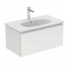 Ideal Standard Tesi szafka podumywalkowa 80cm biały lakier (uchwyt: biały mat) - 737744_O1