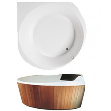 Villeroy & Boch Luxxus wanna z hydro Special Combipool Invisible White - 582874_O1