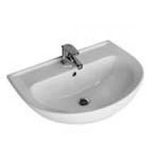 Ideal Standard Ecco/Eurovit umywalka 65x47cm z otworem biała - 367499_O1