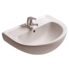 Ideal Standard Ecco/Eurovit umywalka 60x46cm z otworem biała - 367502_O2