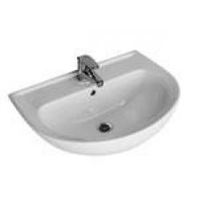 Ideal Standard Ecco/Eurovit umywalka 55cm z otworem biała - 367505_O1