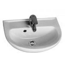 Ideal Standard Ecco/Eurovit umywalka 50x35cm z otworem biała - 367511_O1