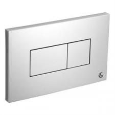 Ideal Standard przycisk spłukujący do stelaża Karisma spłukujący chrom - 577013_O1