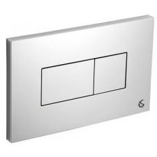 Ideal Standard przycisk spłukujący do stelaża Karisma spłukujący chrom satyna - 577263_O1