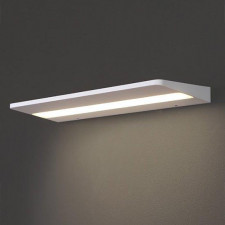 MaxLight Shelf kinkiet, kolor biały, źród:1 x 10W Led - 769318_O1