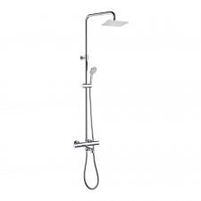 Omnires Y termostatyczny system wannowy natynkowy z deszczownicą chrom - 782858_O1