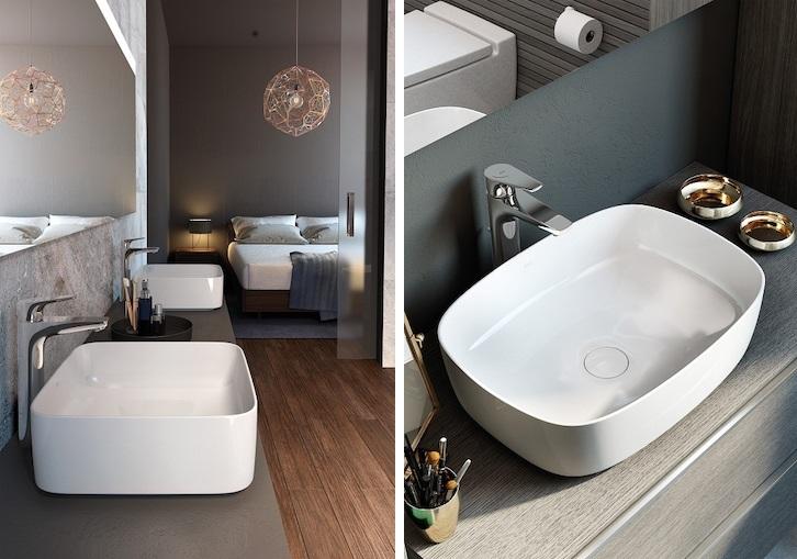 Łazienka plus umywalka nablatowa
