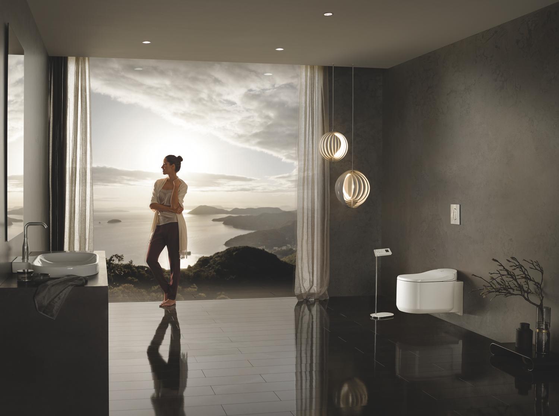 Toaleta myjąca GROHE Sensia – nowy poziom higieny