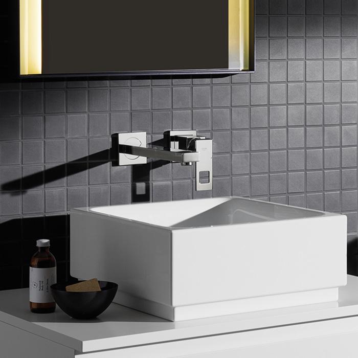 Łazienka plus bateria umywalkowa podtynkowa