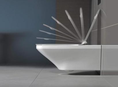 Bezrantowa czystość - Duravit Rimless