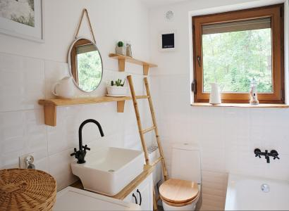Funkcjonalna łazienka – 6 sprawdzonych rad!