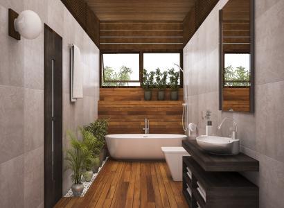 Jak zaprojektować EKO łazienkę?