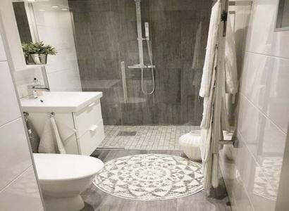 Jakie płytki do małej łazienki?