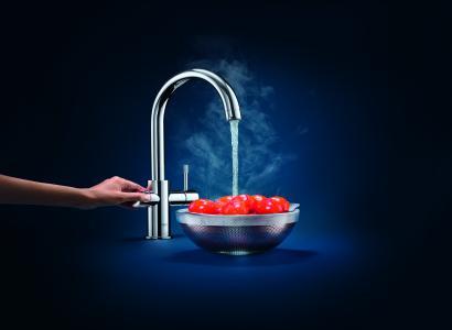 GROHE Red - wrzątek prosto z kranu w Twojej kuchni