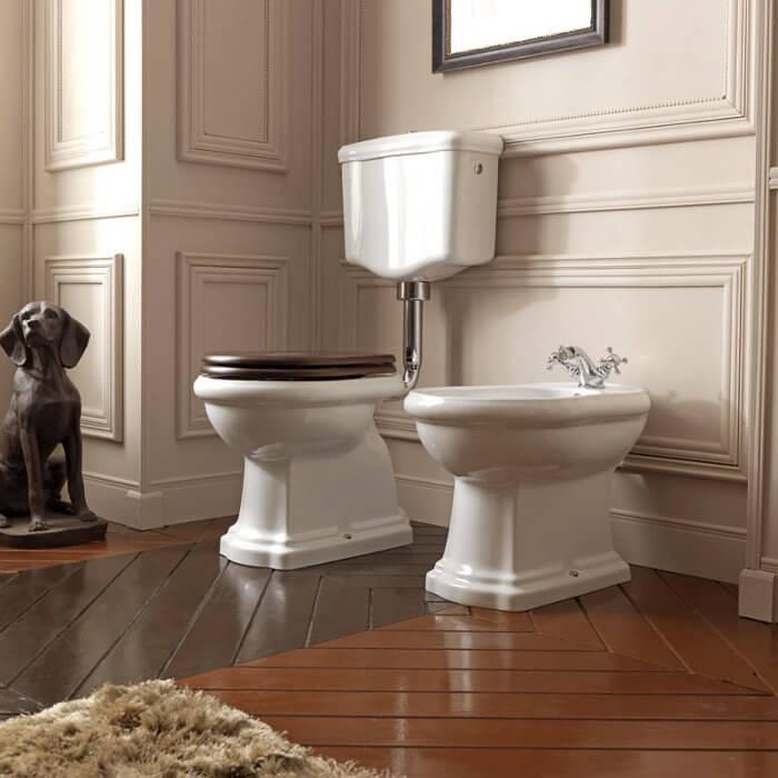 Stylowa łazienka W Stylu Retro Blog O Wyposażeniu Wnętrz