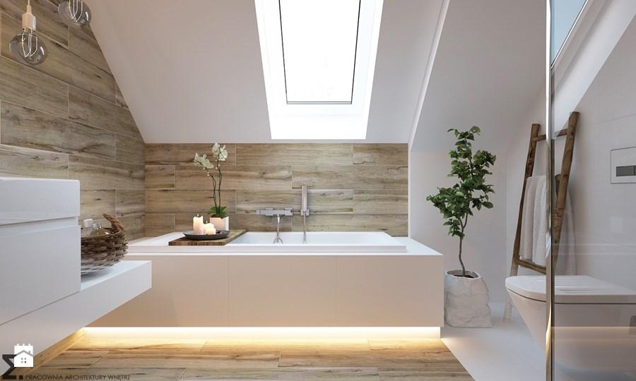 łazienka W Stylu Skandynawskim Blog O Wyposażeniu Wnętrz
