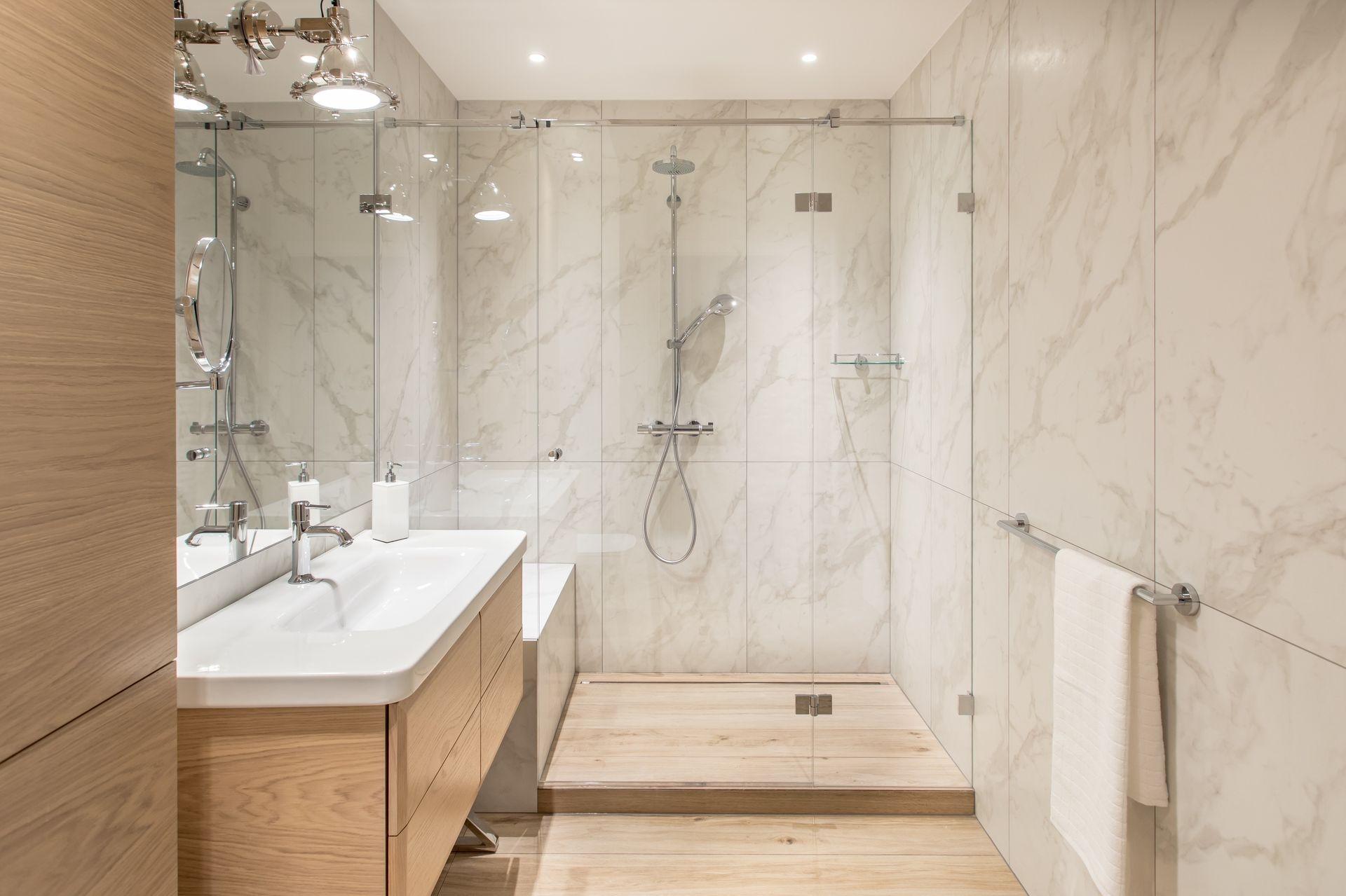 łazienka Plus Odpływ Liniowy Blog O Wyposażeniu Wnętrz