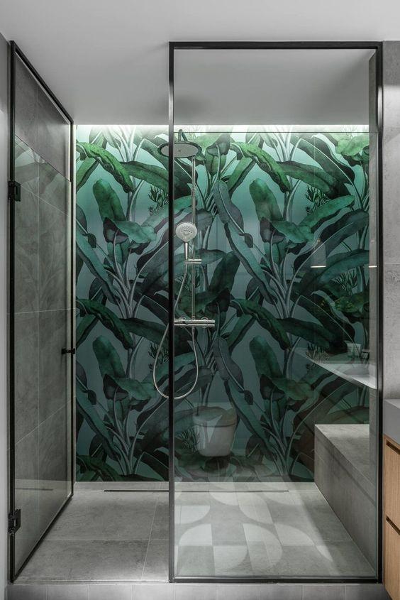 Tapeta Do łazienki Czym Się Kierować Przy Jej Wyborze